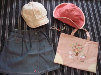 KP 帽子&ファミリア
