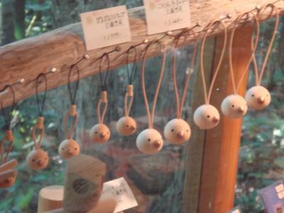 2007.7.6 ニングルテラス3 木でできた雑貨 ピヨピヨ