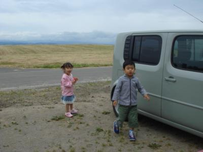 2007.7.6  美瑛にて1