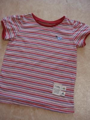 La La La3 ロックミシンで子供服 パフT130