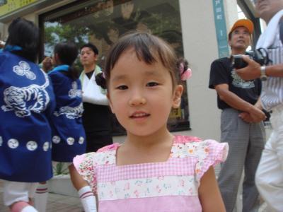 2007.8.27 市役所 お祭り1