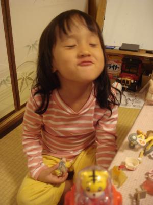 2007.10.11 なんだ この顔は~~1