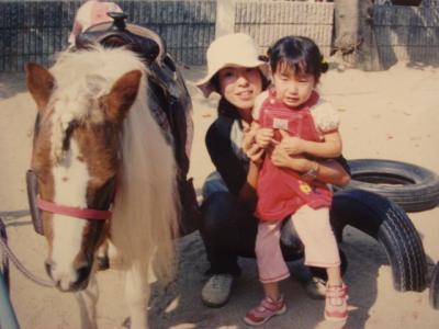 2006.10 年少時移動動物園 泣きべそ顔