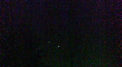 3月11日の夜空