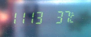 6月29日11時13分37℃