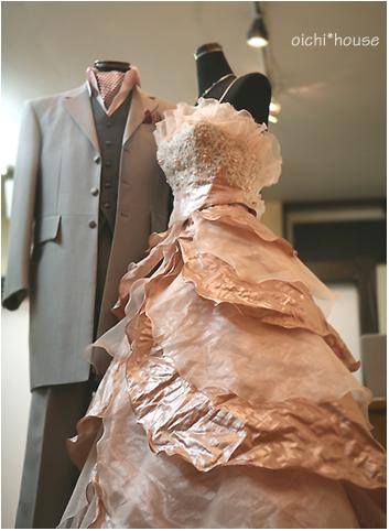 新作ウェディングドレス♪
