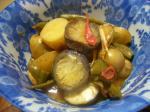夏野菜煮込み