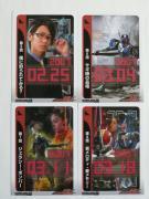 仮面ライダー電王 vol.2 カード表