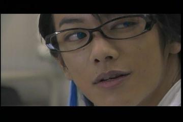 野上良太郎 メガネ4