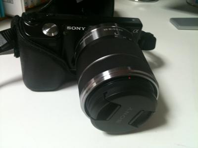 SONY αNEX-5