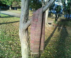 織り編み001