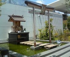 ラゾーナ神社