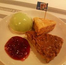 デザートもスウェーデン風味☆