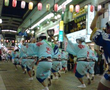 07川崎阿波踊り1