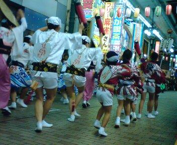 07川崎阿波踊り2