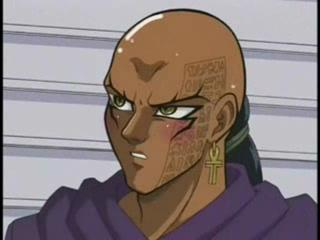 遊戯王 今さらだけど本田と御伽とリシドの頬染めてみた