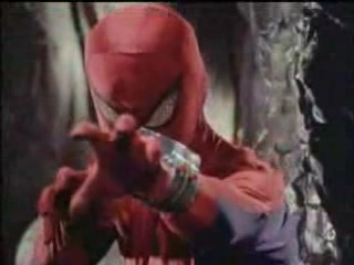 谷口がスパイダーマンのアルバイトを始めたようです