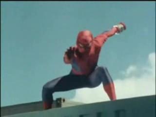 冨竹さんがスパイダーマンのアルバイトを始めたようです
