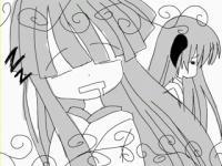 手書きひぐらし解OP「奈落の花」修正版( ̄3 ̄)