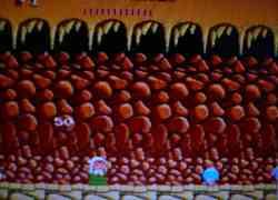 ファミコンゲーム 翠星石の冒険島