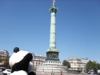 バスチーユ広場