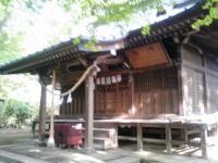 生品神社 110508