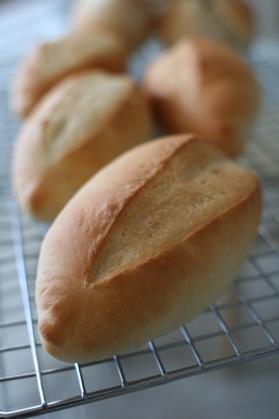 ハードクラスとパン