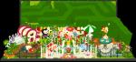 パネルキューブ「秘密の庭園」