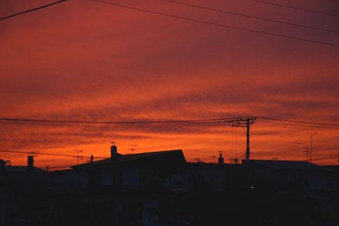 夕焼け01