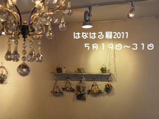 はなはる展2011