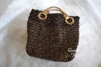 2011 金具持ち手のバッグ 完成
