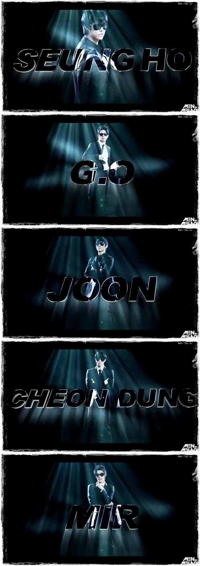 MBLAQ - Men in MBLAQ Teaser