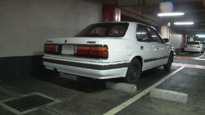 MM21の駐車場とhcルーチェ