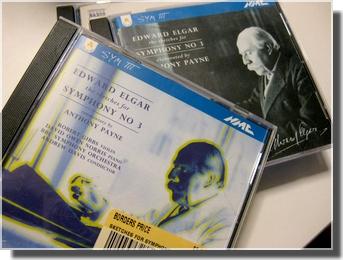 エルガー3番CD