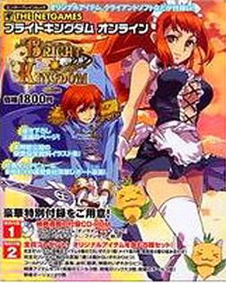 『THE NETGAMESブライトキングダム オンライン』/1800円@amazon