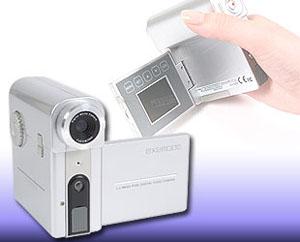 重さわずか110g!EXEMODE デジタルムービーカメラ DV300(300万画素)数量限定9999円早いもの...