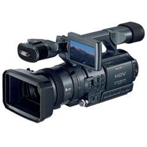 デジタルHDビデオカメラレコーダーソニー HDR-FX1