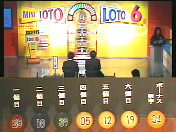 第330回(2007年02月15日)ロト6抽選結果・出目/(C)宝くじドリームステーション
