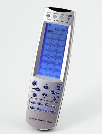 バックライト付き学習リモコン:【プレでんき0912】EVERGREEN EG-LR200