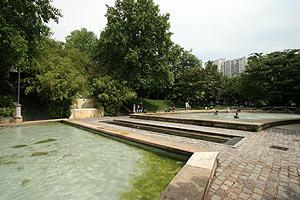 ベルヴィル公園