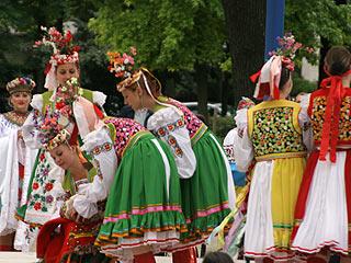 ウクライナ踊り