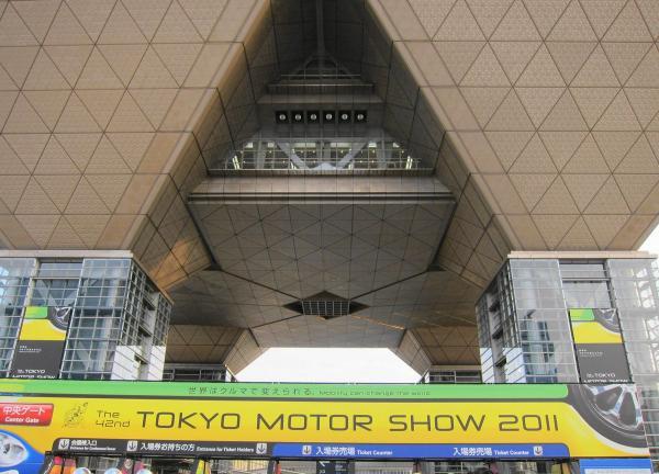 東京モーターショー1〔フリー写真〕