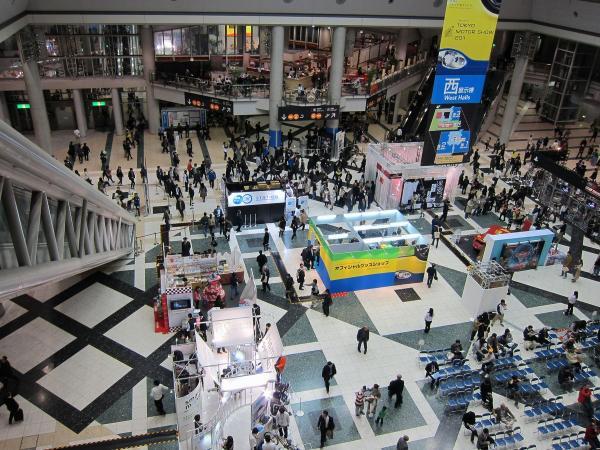 東京モーターショー2〔フリー写真〕