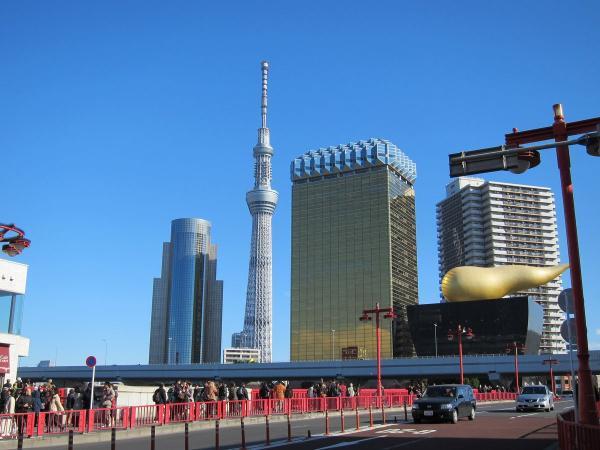 東京スカイツリー3〔フリー写真〕