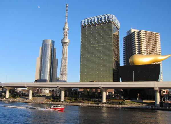 東京スカイツリー4〔フリー写真〕