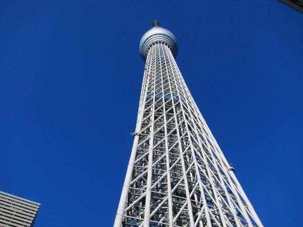 東京スカイツリー10〔フリー写真〕