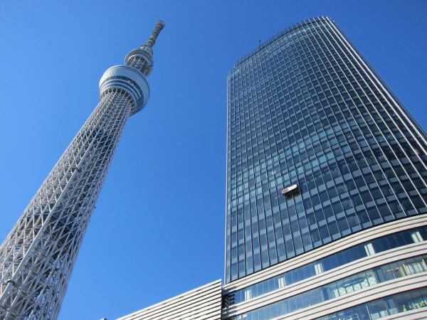 東京スカイツリー11〔フリー写真〕
