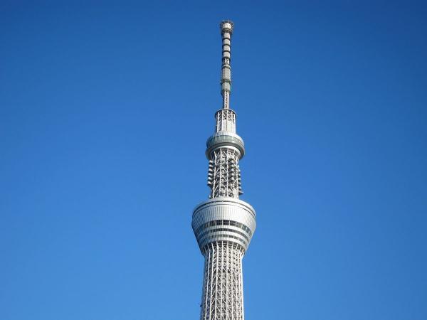 東京スカイツリー13〔フリー写真〕