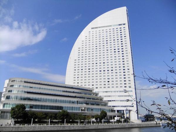 横浜インターコンチネンタルホテル〔フリー写真〕