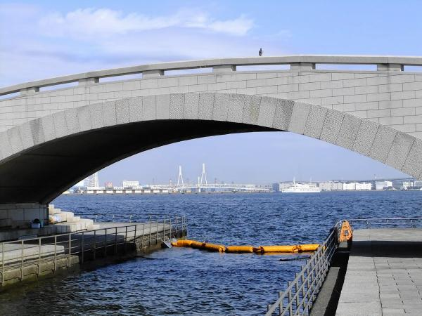 横浜港〔フリー写真〕